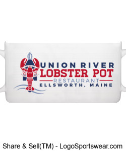 Lobster Pot Mug Design Zoom